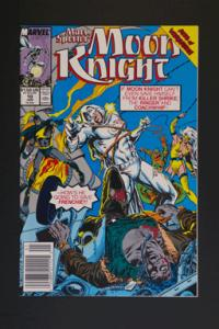 Moon Knight #10 January 1990
