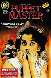 Puppet Master Curtain Call #1 Cvr B (Action Lab, 2017) NM