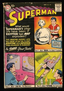 Superman #132 GD 2.0 What if?!