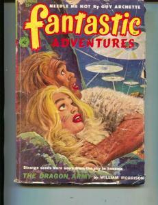 Fantastic Adventures-Pulp-11/1952-William Morrison-Guy Archette