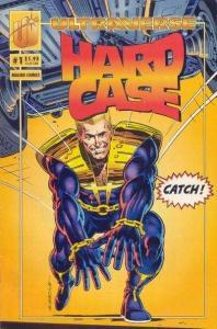 Hardcase #1, NM- (Stock photo)