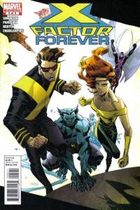 X-Factor Forever #5, NM- (Stock photo)