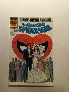Amazing Spider-Man Annual 21 Near Mint Nm Marvel