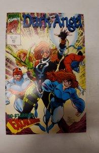Dark Angel (UK) #6 (1992) NM Marvel Comic Book J688