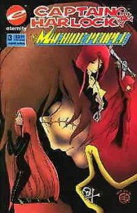 Captain Harlock: The Machine People #3 VF; Eternity | save on shipping - details