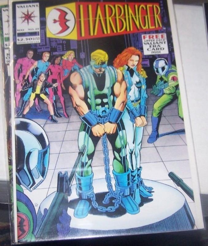 Harbinger #29 (May 1994, Acclaim / Valiant)