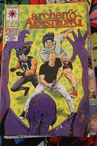 Archer and Armstrong 22 VF/NM