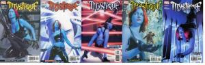 MYSTIQUE (2003) 14-18  Unnatural  5-part story