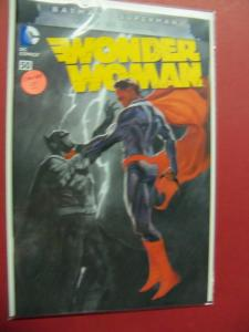 WONDER WOMAN #50E VARIANT COVER HIGH GRADE ( 9.4) OR BETTER