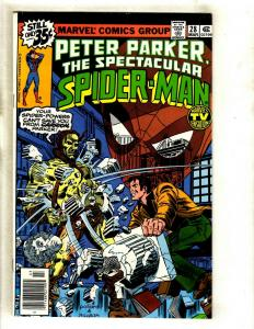 Peter Parker Spider-Man # 28 NM- Marvel Comic Book Daredevil Gwen May Rhino GK4