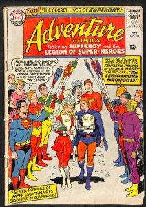 Adventure Comics #337 (1965)