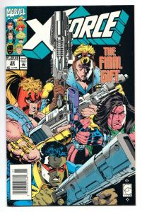 X-Force #22 (Marvel, 1993) FN