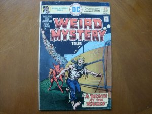 DC Comics WEIRD MYSTERY TALES Comic #22 (1975) A Death at the Races
