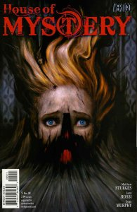 HOUSE OF MYSTERY (2008 DC COMICS) #5 NM