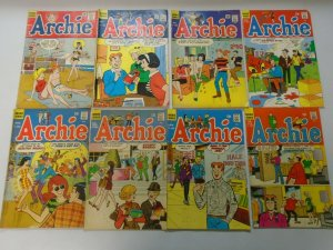 Silver Age Archie Title comic lot 42 different issues avg 3.0 GD VG