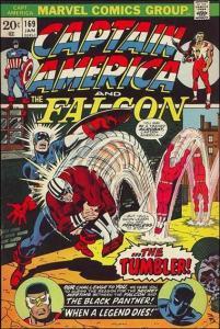 Marvel CAPTAIN AMERICA (1968 Series) #169 VG+