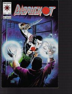 Bloodshot #9 (Valiant, 1993) NM