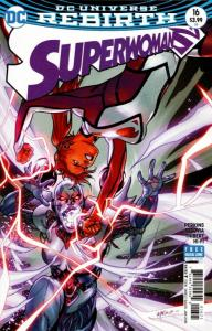 Superwoman #16 Rebirth Variant Cvr (DC, 2017) NM