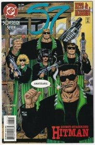 Sovereign Seven #26 Hitman September 1997 DC