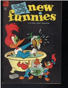 New Funnies #203 (Dell, 1954)