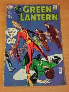 Green Lantern #70 ~ VERY GOOD - FINE FN ~ 1969 DC COMICS