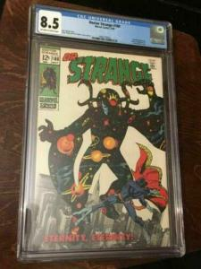 Doctor Strange #180 8.5 CGC Graded - Eternity - High Grade - Cosmic Marvel