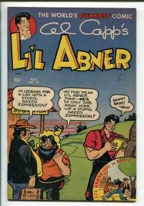 LI'L ABNER #71 1949-TOBY-AL CAPP-fn+