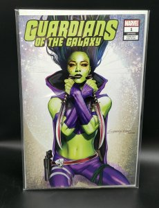 GUARDIANS OF THE GALAXY 1 2019 GREG HORN COVER A TRADE VARIANT NM
