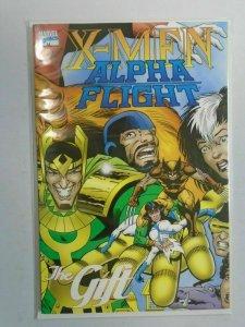 X-Men Alpha Flight ATQ The Gift #1 6.0 FN (1998)