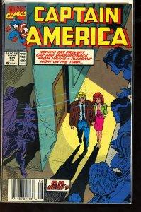 Captain America #371 (1990)