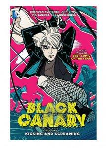 Black Canary Kicking and Screaming TPB ORIGINAL Vintage 2016 DC Comics GGA