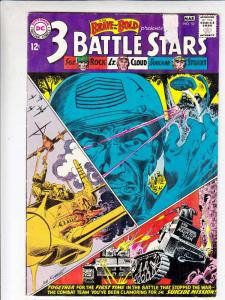 Brave and the Bold, The #52 (Mar-64) VG/FN Mid-Grade Sgt. Rock, Johnny Cloud,...