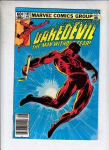Daredevil #185 (Aug-82) NM- High-Grade Daredevil
