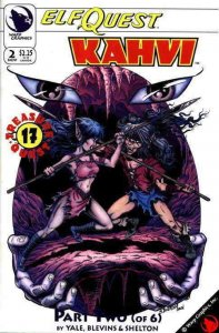 Elfquest: Kahvi #2 VF/NM; Warp | save on shipping - details inside