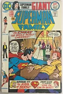 SUPERMAN FAMILY#172 VF 1975 DC BRONZE AGE COMICS