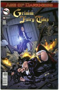 GRIMM FAIRY TALES #98,  VF+, 2005, Good girl, Age of Darkness, more GFT in store