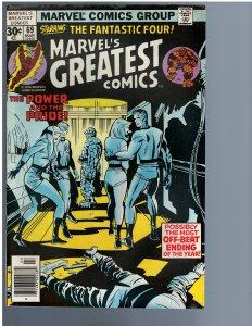 Marvel's Greatest Comics #69 (1977)
