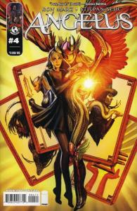 Angelus #4 VF/NM; Image | save on shipping - details inside