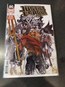 Justice League 10 Foil Variant NM