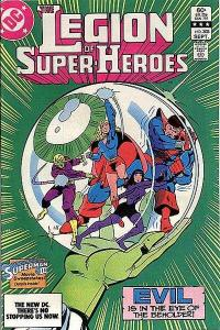 Legion of Super-Heroes (1980 series) #303, VF- (Stock photo)