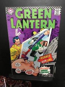 Green Lantern #54 (1967) High-grade first Missile Man!  VF/NM Wow!