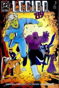 L.E.G.I.O.N. #3 (1989)
