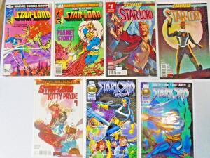Star-Lord comic lot 13 different
