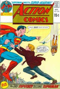 Action Comics #393 FN; DC | save on shipping - details inside