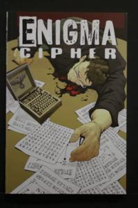 Enigma Cipher, Rogers, Nelson, Scott 1st Ed July 2008