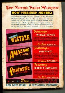 Amazing Stories-Pulp-10/1947-Henry Hasse-Don Wilcox