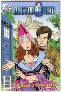 DOCTOR WHO FairyTale Life #1, NM, 2011, IDW, more DW in store