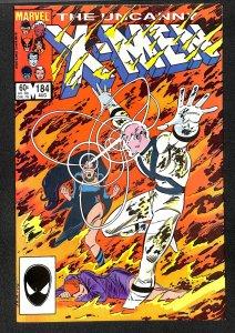 The Uncanny X-Men #184 (1984)