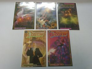Shadow run #1-10 mising #9 6.0 FN (1987-88 DC)