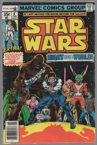 STAR WARS 8 G-VG Feb. 1978